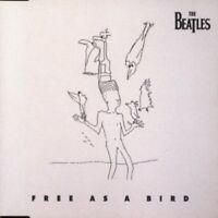 THE BEATLES - FREE AS A BIRD  CD MAXI SINGLE 4 TRACKS POP NEU