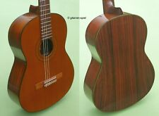 4/4 Vintage Konzert-Gitarre MUSIMA Euro Classic Fichte Palisander Top!