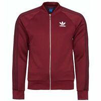 Adidas Originals Mens Track Jacket Superstar Retro Trefoil Top BQ7762