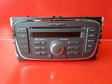 FORD FOCUS 2 TRANSIT CONNECT AUTORADIO POSTE CD TELEPHONE REF 7M5T-18C815-BC