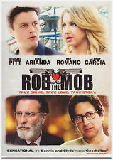 ROB THE MOB (DVD, 2014) WITH SLEEVE