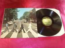 THE BEATLES - ABBEY ROAD - LP EX+/EX/PCS 7088/6-4/1969 UK