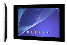 "Sony Xperia Z2 Tablet SGP511 Black Schwarz 10.1"" 16GB Akzeptabel White Box"