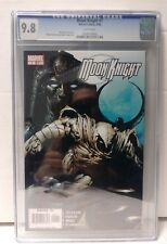 Moon Knight #1 CGC 9.8 David Finch Art