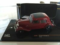 Citroën Traction 7A 1934  1:43 IXO  -CLC265