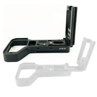 Extensible L-Type Tripod Plate Holder Bracket for Sony A7R IV ILCE-7RM4 Camera