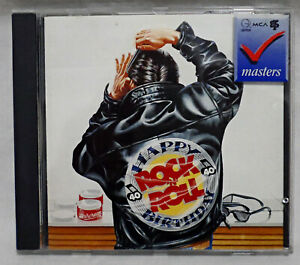 Happy Birthday Rock 'N' Roll - Various Artists .. 1994 Uk MCA CD