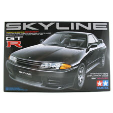 Tamiya Nissan Skyline GT-R Car Model Kit - Scale 1:24 - 24090