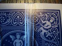 Magician's Elastic 100% Lycra Thin STRETCHY thread string 10 feet flap cards +