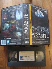 Parasite de D.J. Webster avec Will Bledsoe, VHS, SF/Horreur, RARE!!!!