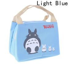 New Totoro Thermal Insulated Lunch Box Bag Tote Bento Pouch Lunch Container Hot