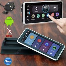 "XGODY HD 1080P 7"" Dual Lens Rearview Camera Recorder Car DVR Dash Cam GPS Navi"
