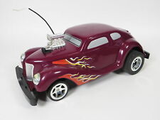 Vintage Hotrod RC Car 1/10 Scale Hard Plastic Body (no remote) Model DSI Toys