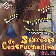 Various Artists: Tropical-Sabrosos De Centroamerica Vol. 2 CD NEW