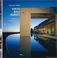 Fachbuch Haus Bau Kunst, Wohnhaus-Architektur ultimativ, BILLIGER statt 79,95?