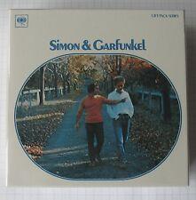 SIMON & GARFUNKEL-Promo Box pour le Japon MINI LP CD NEUF