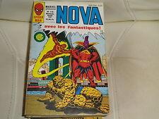 NOVA n° 110 de 1987- SPIDER MAN - LES FANTASTIQUES IRON MAN comme neuf.