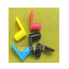 10 rubber plugs plug for HP Canon Brother compatible ink cartridge CISS 564 cis