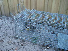 Aust. Made Indian Myna/ Miner/Cat/ Possum/Fox Trap  Aust. Made Pest Control