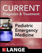 Lange Current Diagnosis And Treatment Pediatric Emergency Medicine (lange Cur...