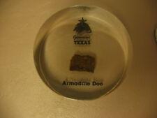 Genuine Texas Armadillo Doo Poop Paper Weight Novelty Item