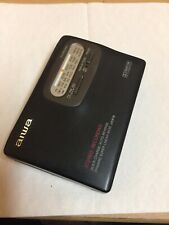 AIWA RADIO CASSETTE PLAYER VINTAGE NEED BATTERY WORKING ORDER.