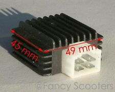 Regulator (Rectifier) 4 Pins for 110,125,200,250cc ATV FULL WAVE ALL BRANDS