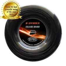 TENNIS STRING DYREEX BLACK EDGE 2 GAUGES 200M