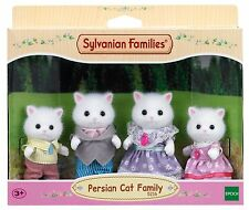 Sylvanian Families Persian Cat Family Set (Multi-Colour)