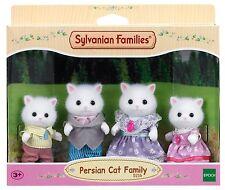 SYLVANIAN FAMILIES chat persan famille ensemble (Multicolore)