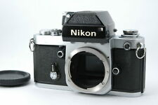 [Exc+++] Nikon F2 Photomic DP-1 Silver SLR Camera Body Only from JAPAN B92