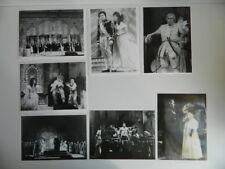 19 photo originale SABINE STROSSER Opéra Rhin Salomé Don Carlo La Périchole 1976