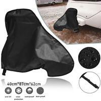 Caravan Trailer Towing Hitch Ball Coupling Lock Cover Rain UV Dust Protector