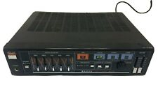 Retro 1985 SANYO Japan A36 Stereo Intergrated Amplifier *Tested & Working* Rare!