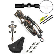 Wicked Ridge Rdx 400 Sled Cocker Crossbow Pro Package-Ships Fully Assembled