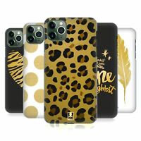 HEAD CASE DESIGNS GRAND AS GOLD HARD BACK CASE FOR APPLE iPHONE PHONES
