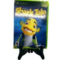 Dreamworks Shark Tale Xbox Original Complete CIB Game Case And Manual Very Good