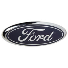 Front Make Badge Blue Oval Ford Fiesta 01-08 Focus 03-11 - VM Part 1779943