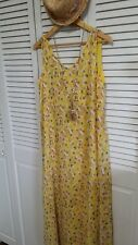 PHILOSOPHY  floral print long sleeveless maxi dress NWT Retails $88.00