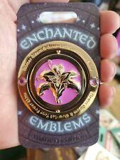 Disney 2020 DLR Enchanted Emblems Tangled Rapunzel Pin