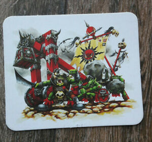 Warhammer * Le jeu des batailles fantastiques * Carte Personnage n°4 *