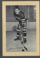 1934-44 Beehive Group 1 Photos Chicago Blackhawks #55 Johnny Gottselig