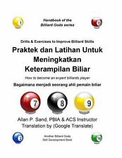 Drills and Exercises to Improve Billiard Skills (Indonesian) : How to Become...