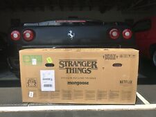 """Mongoose Stranger Things Netflix """"Max� Bmx Bike Old School Mongoose Bmx"""
