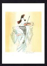 16)Nr.123- EXLIBRIS- Ex Musicis - Karel Benes - Auflage: 44/200