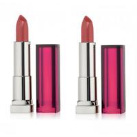 Maybelline Color Sensational Lipstick, #045 Pink Me Up (Pack of 2)