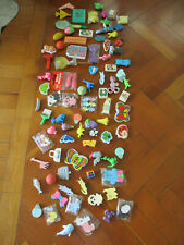 LARGE COLLECTION OF VINTAGE RUBBERS ERASERS 1980S