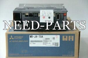 New in box Mitsubishi MR-J4-70A Servo Drive