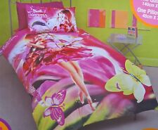 ~ Barbie - DOONA SINGLE BED QUILT DUVET COVER SET Twin Fairytopia