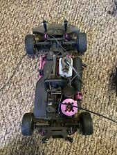 1/10 Hpi Nitro Rs4 3 Evo W/ T-15 1.25Hp Nitro-Star Engine Rc Car Parts